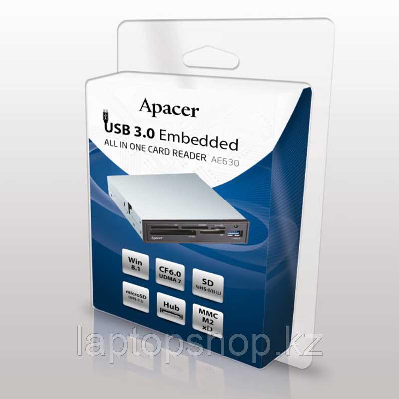 """Front Panel, Apacer APAE630B-1, 3.5"""""""