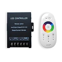 RGB контроллер 360W 12V-M3Q-2.4G