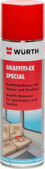 Очиститель граффити для текстиля и обивок, 500мл.