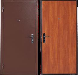 Уличные металлические двери ДС 210