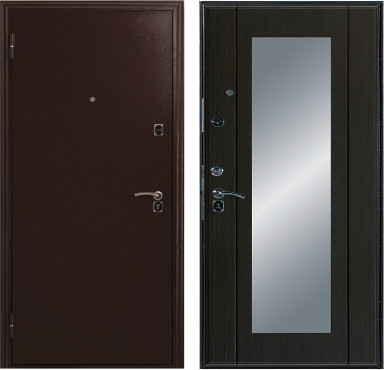 Двери входные металлические ДС 3616