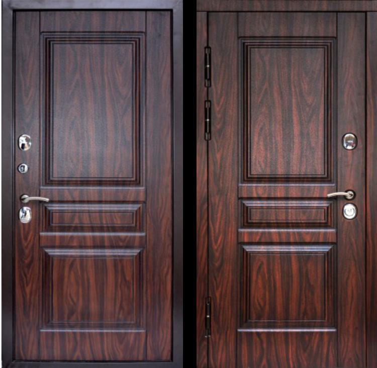 Металлические двери ARES