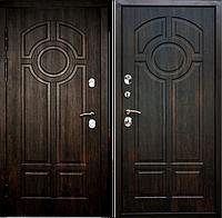 Металлические двери в квартиру Galla тик