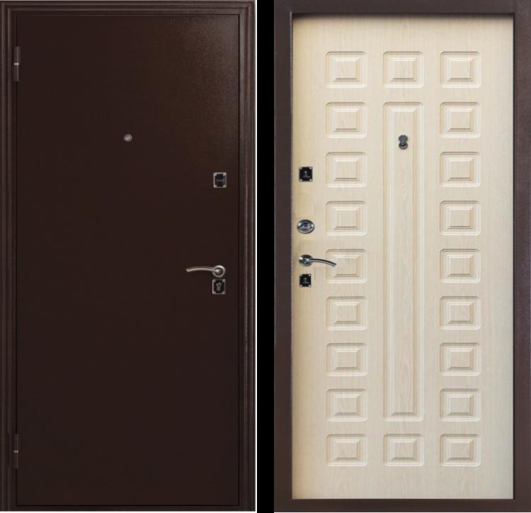 Металлические двери ДС 181
