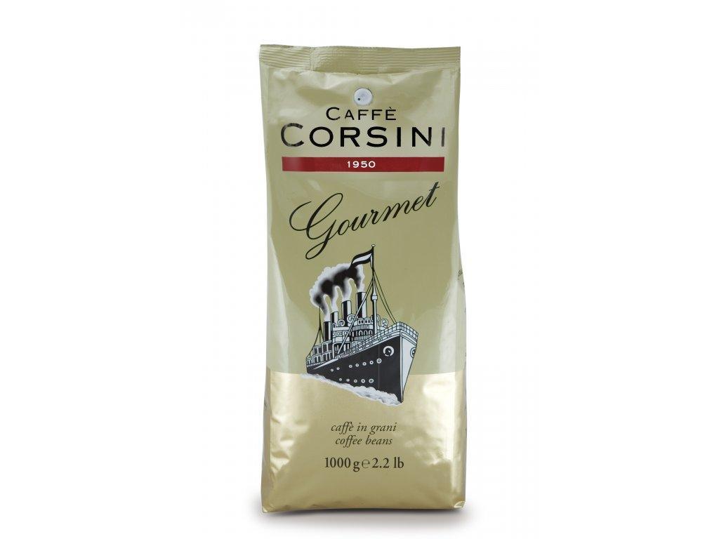 Кофе в зёрнах Gourmet, 1000гр Сorsini