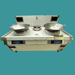 Плита индукционная двухконфорочная