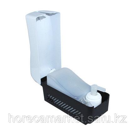 Дозатор для пена-мыло 800мл белый, фото 2
