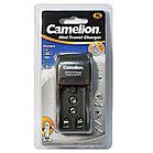 Зарядное устройство, CAMELION, BC-1001A, 2*AAA/2*AA/1*9V(крона),  Индикаторы заряда, Вход: 220В