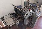 Фармацевтическая фальцовка Stahl T36-4, 4 кассеты + верт.приемка, 1993 г., фото 2