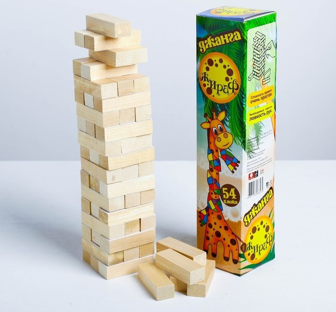 "Падающая башня ""Жираф"" макси 4263345"