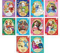 Сказки зарубежные для детей, набор, 10 шт. по 12 стр…., фото 1