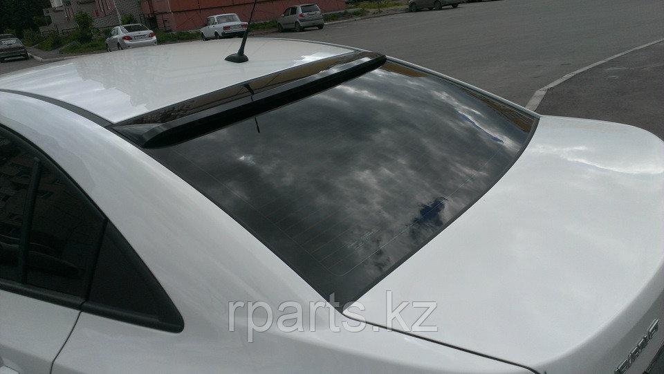 Козырек на заднее стекло CHEVROLET Cruze J300