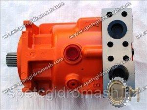 Гидромотор аксиально-поршневой Sauer Danfoss 90M100-NC-0-N-7-N-0 C7-W-00-NNN-00-00-G3