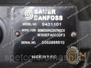 Гидромотор Sauer Danfoss 90 аксиально-поршневой нерегулируемый