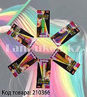 Мелок для волос в расческе HAIR COLOR comb в ассортименте (цена за 1 шт.)