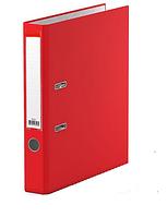 Папка регистратор Kuvert, А4, 50мм, ПВХ-ЕСО красный