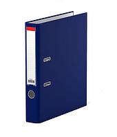 Папка регистратор Kuvert, А4, 50мм, ПВХ-ЕСО синий