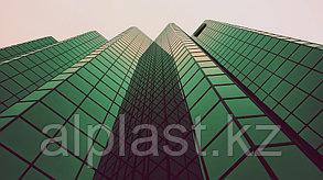 Стеклянные фасады