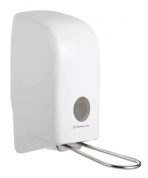 Диспенсер для жидкого мыла с локтевым приводом Aquarius 6955