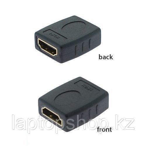Переходник SHIP AD104B, HDMI Female на HDMI Female