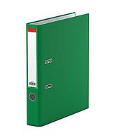 Папка регистратор Kuvert, А4, 50мм, ПВХ-ЕСО зеленый
