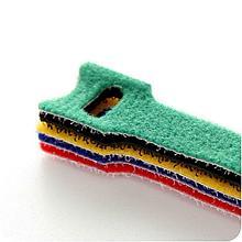 Набор хомутов-липучек Hook & Loop, color 10 mm x150 mm(5 шт)