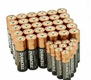 Батарейки пальчиковые и мизинчиковые (АА, ААА)