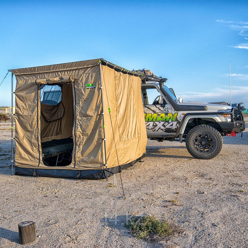 Палатка к тенту. С полом. 2.5 метра * 2.5 метра - IRONMAN 4X4