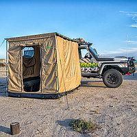 Палатка к тенту без удлинителя + пол. Размер 2.5 метра X 2.5 метра - IRONMAN 4X4