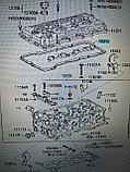 Прокладка свечных шахт TOYOTA LAND CRUISER PRADO 120 TRJ120, фото 4
