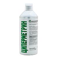 Циперметрин 25, КЭ (канистра 1 л). Средство от клещей, муравьев, блох, клопов и насекомых
