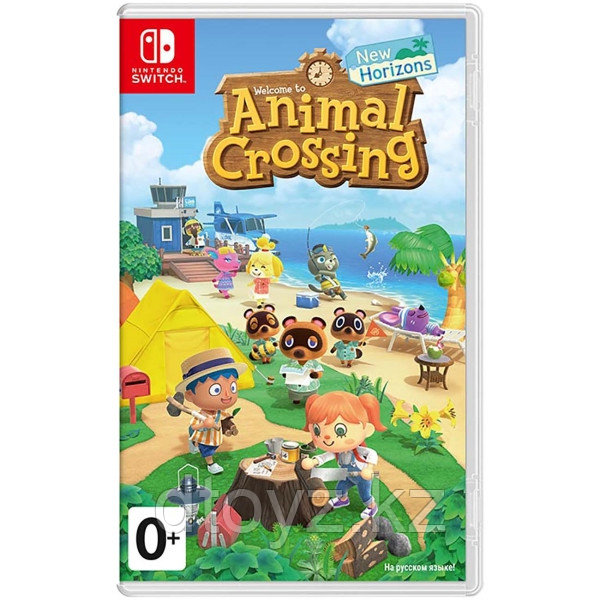 Animal Crossing: New Horizons, русская версия