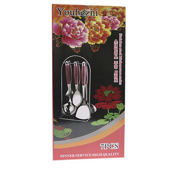 🔍  Youhezhi 7pcs Набор кухонных принадлежностей