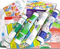 Упаковки молока, кефира, сметаны, майонеза, йогурта, творога и других кисломолочных продуктов.