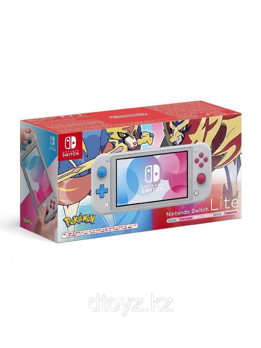 Игровая консоль Nintendo Switch Lite Затиан и Замазента