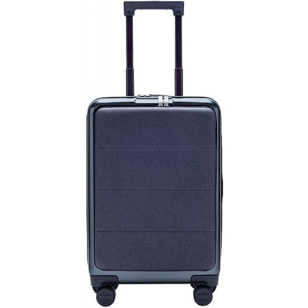 """Чемодан Xiaomi 90FUN Carry On Travel Boarding Suitcase 20"""" (Titanium Grey)"""