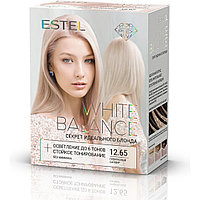 """Estel White Balance - Набор """"Секрет идеального блонда"""" - Завораживающий Жемчуг, фото 1"""