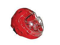 Закрытый шлем для таэквондо и каратэ