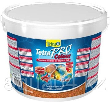 TetraPro Colour 10 л. (ведро) чипсы