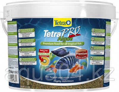 TetraPro Algae 10 л. (ведро) чипсы