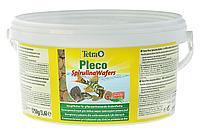 Tetra Pleco Spirulina Wafers 3,6 л (ведро) крупные таблетки