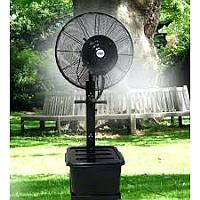Вентилятор с водяным распылением с регулируемой высотой