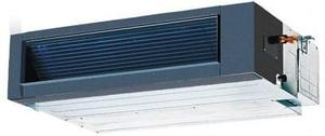 Канальные кондиционеры RK-48BHM3N(-W) с зимним комплектом