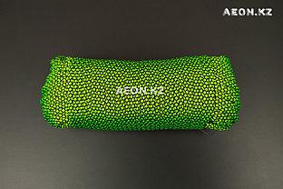 Паракорд 650 зеленый и черный квадрат