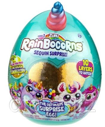 RainBocoRns Игрушка плюш -сюрприз в яйце.