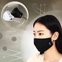 Защитная маска с серебряным покрытием Zeronic Mask Южная Корея