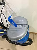 Велосипед Phoenix на 3-4 года с холостым ходом рама 14 (цвет-синий), фото 3