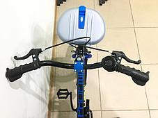 Велосипед Phoenix на 4-5 лет с холостым ходом рама 16 (цвет-красный), фото 3