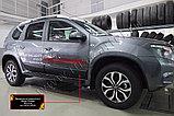 Молдинги на двери Nissan Terrano 2014-, фото 2