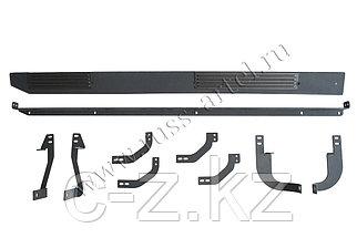 Пороги металлические Nissan Terrano 2014- н.в. , фото 3